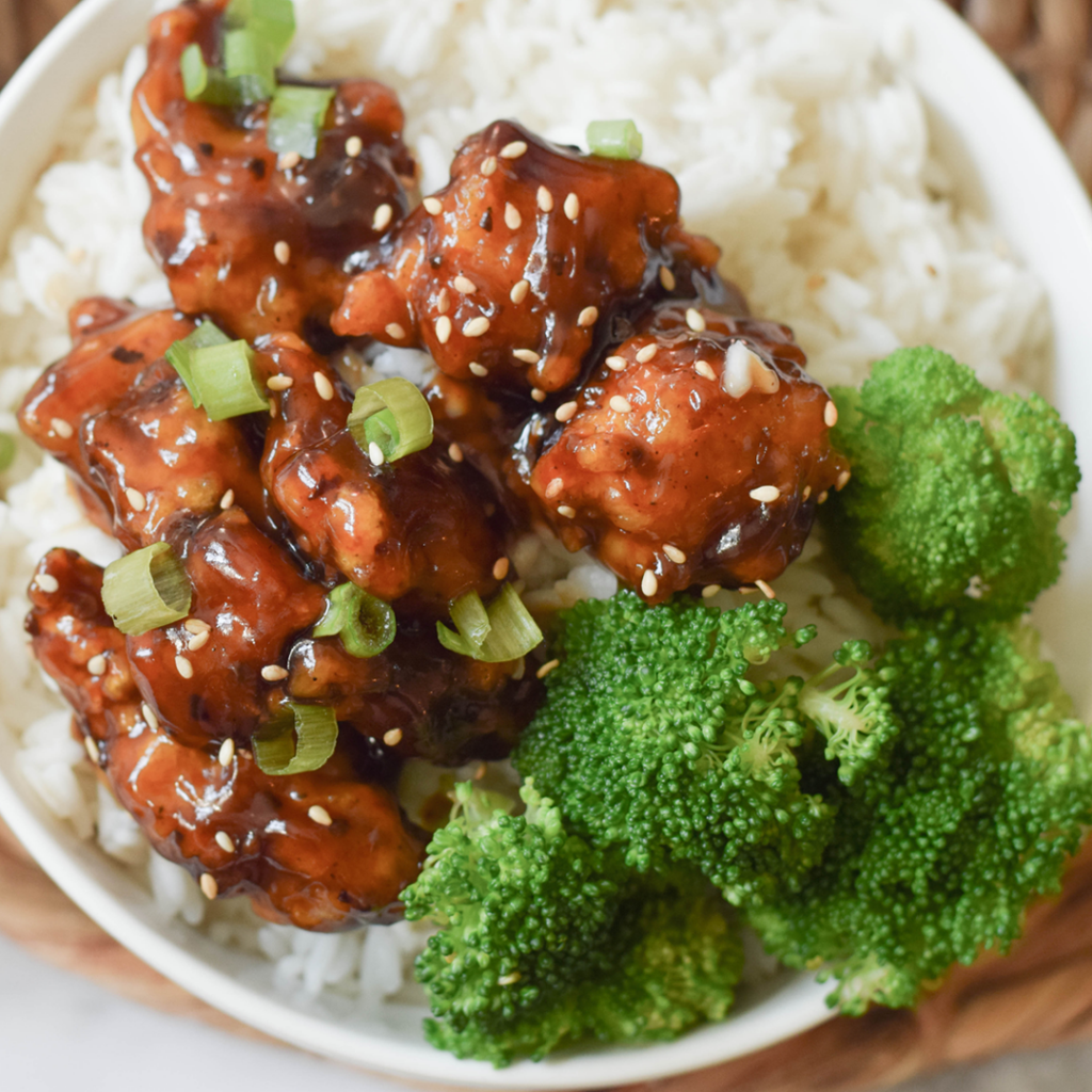 General Tso Chicken Recipe 2